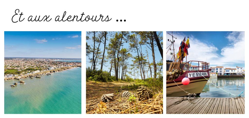 La Vendée toute l'année, au calme