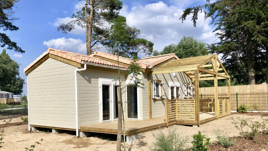 Camping ouvert à l'année à Saint Hilaire de Riez