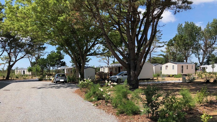 Devenir propriétaire d'un mobil-home près de Saint Mathurin