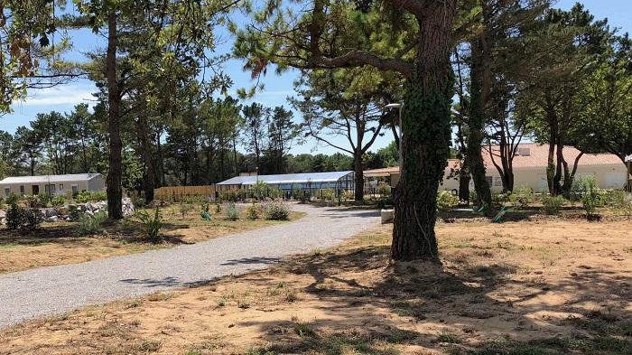 camping calme et nature ouvert toute l'année en Vendée