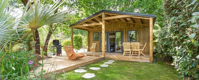 hébergement camping ouvert à l'année