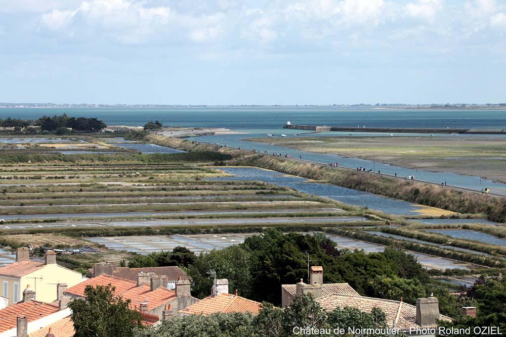 vue Noirmoutier