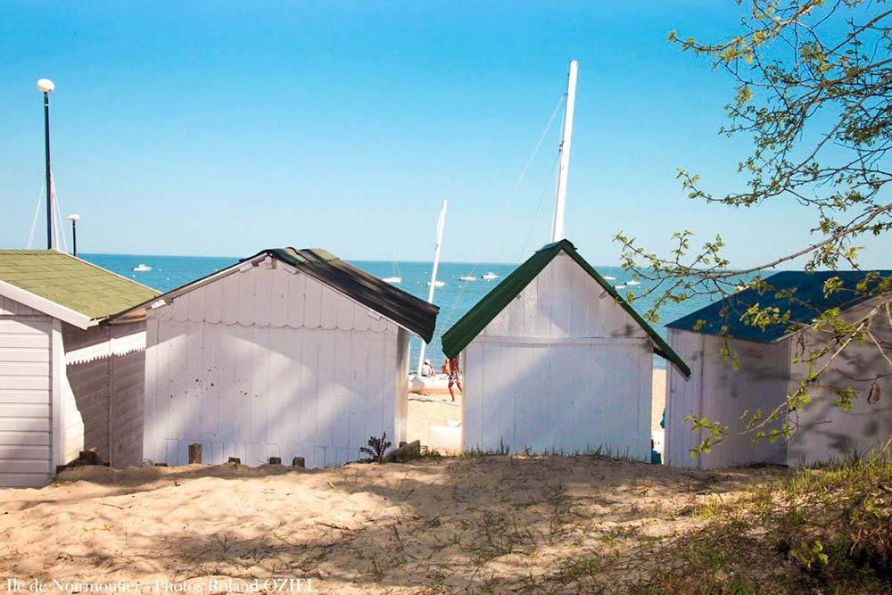 cabanes Noirmoutier