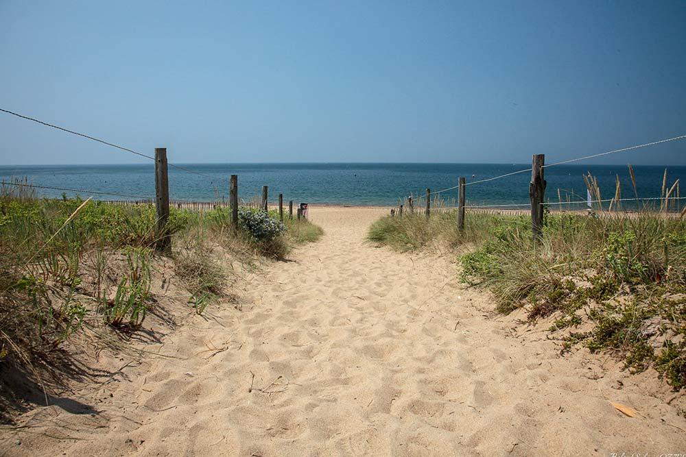accès plage Saint Hilaire de Riez